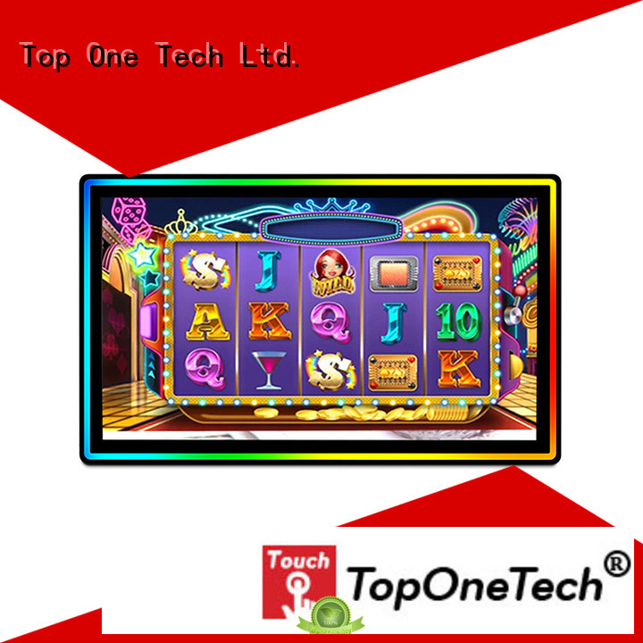 Toponetech 3m touch screen monitor online for school