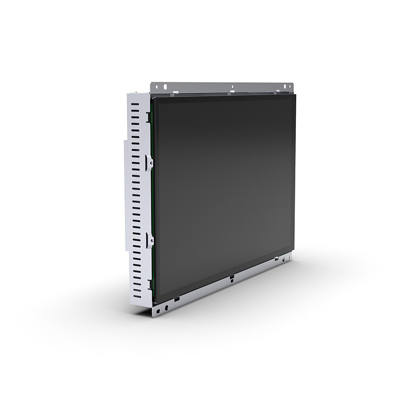 22 inch LED open frame touchscreen monitor(PCAP multi-touch and zero-bezel type )