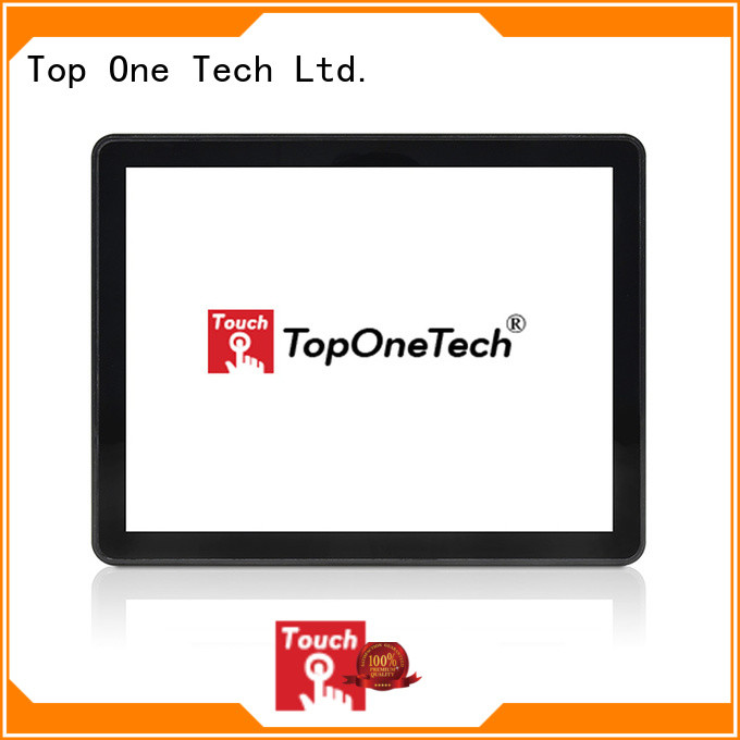 Toponetech good quality industrial open frame monitors chinese manufacturer for gaming display