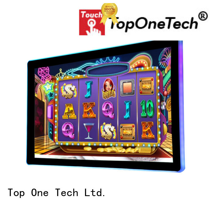 Toponetech good quality touch screen monitor manufacturers one-stop services for education
