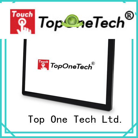 Toponetech trustworthy waterproof monitor from China for ATM machine