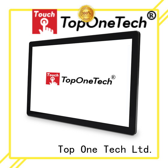 Toponetech new design waterproof touchscreen monitor purchase online for gaming display