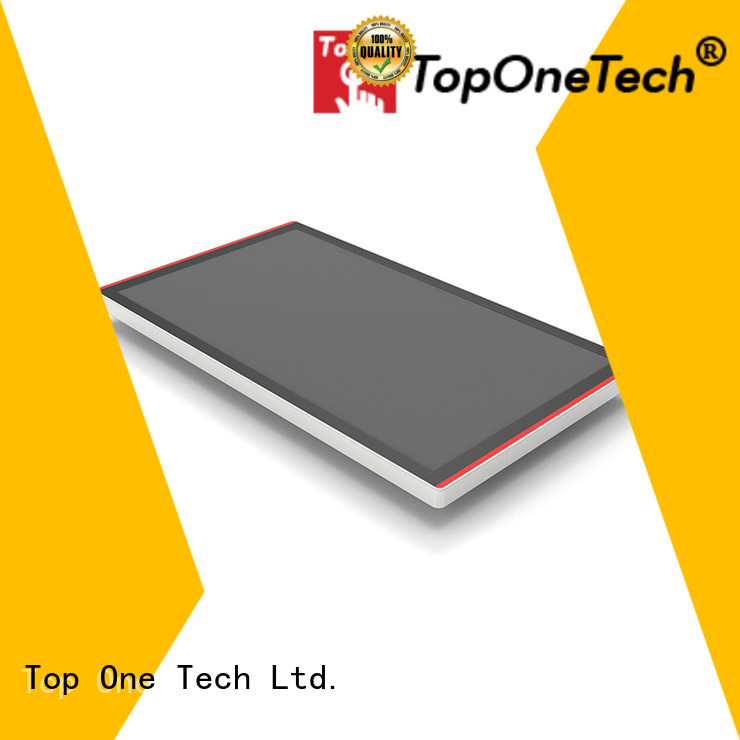 Toponetech high quality oem touch screen overseas market for vending machine