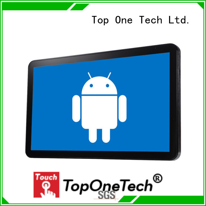 Toponetech all in one touchscreen with good price for self-service terminal