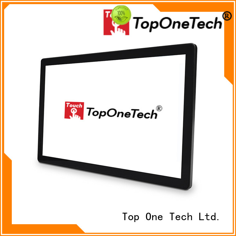 Toponetech best display touchscreen from China for ATM machine