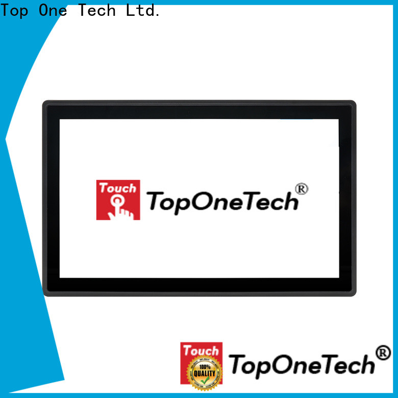 Toponetech open 19 touch screen monitor for warehouse