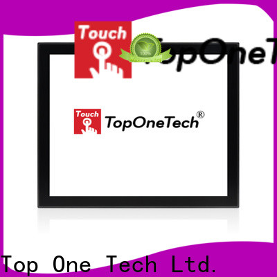 Toponetech screen touch screen monitor sizes supply for self-service terminal