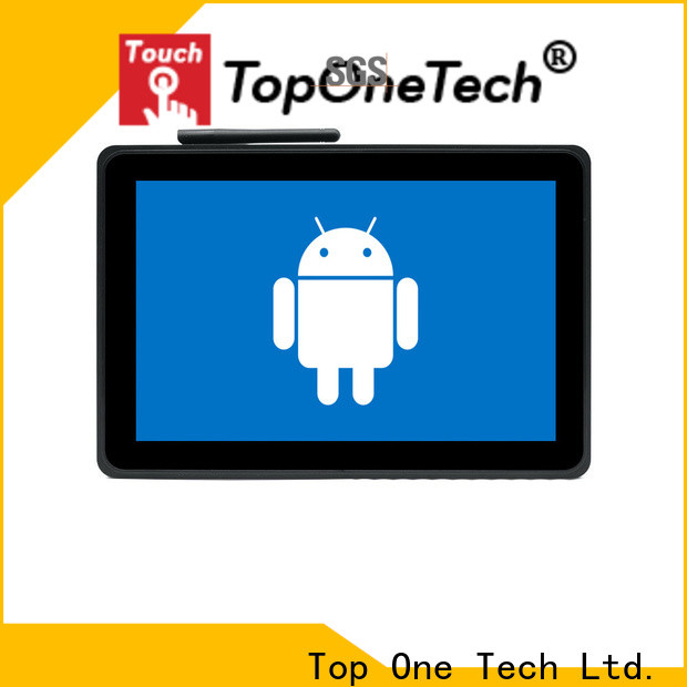 Toponetech screen touch screen monitor computer use with wall mounts for Jukebox
