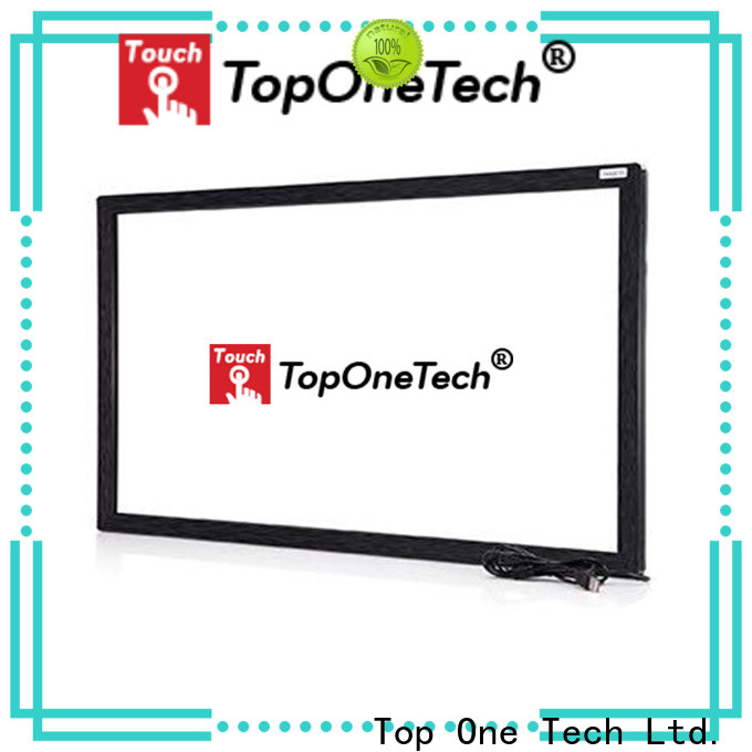 Toponetech computer ir multi touch monitor factory for gaming display