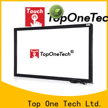 Toponetech new design elo touchscreen monitor manufacturers for gaming display
