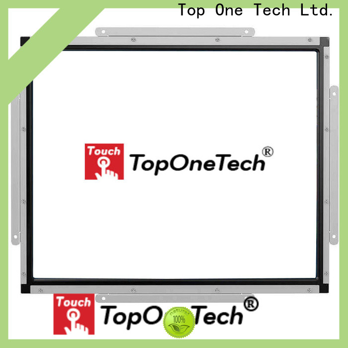 Toponetech board usb touchscreen monitor manufacturers for workshop