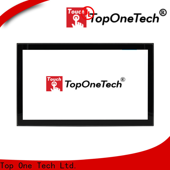 Toponetech touchscreens multi touch monitors factory for industrial