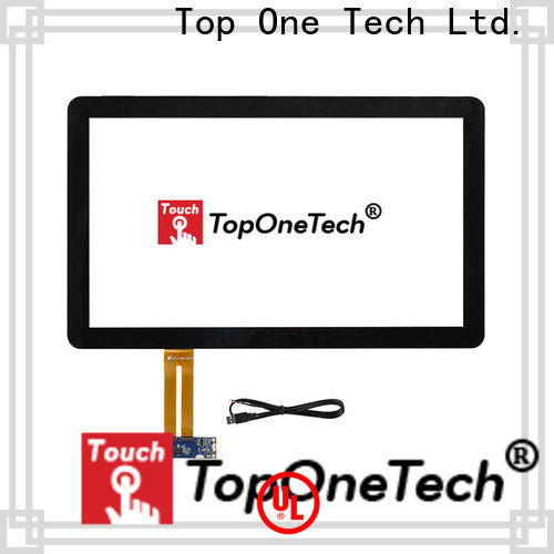 Toponetech screen touch screen suppliers factory for industrial touch display applications