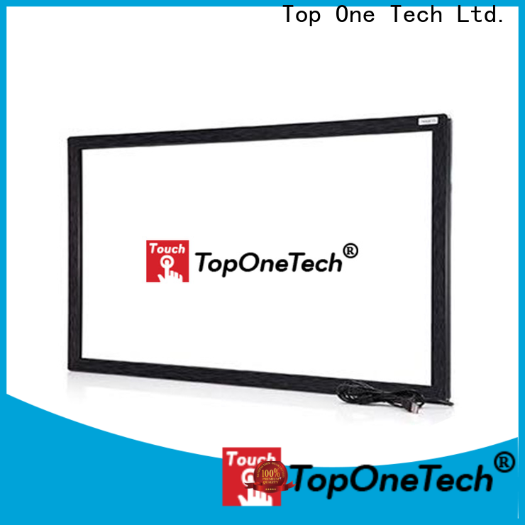 Toponetech best diy infrared touch screen manufacturers for Jukebox