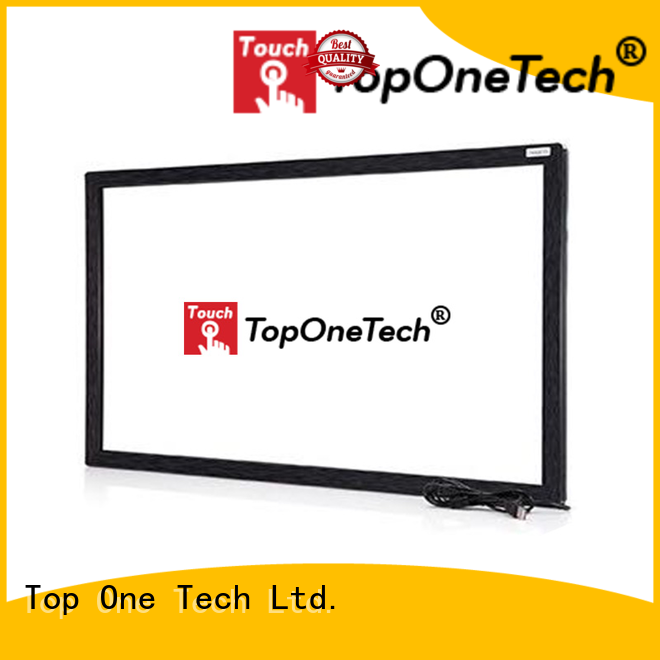 Toponetech ir touch overlay directly sale for Jukebox