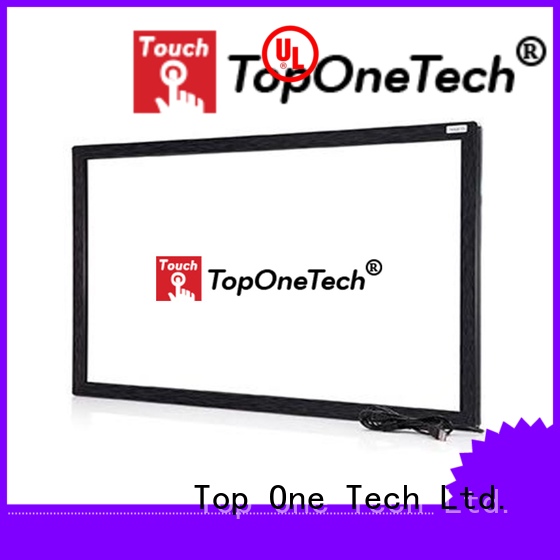 Toponetech custom lcd display manufacturer factory for self-service terminal