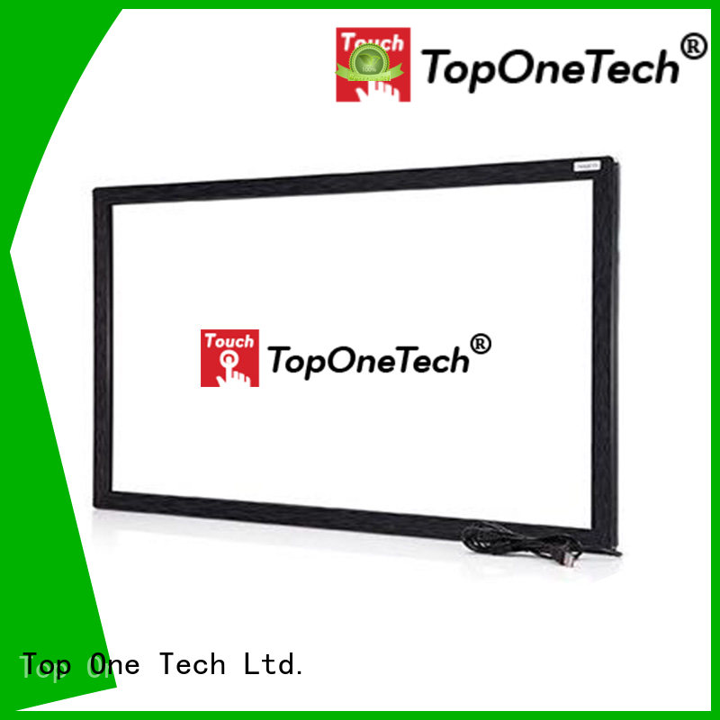 Toponetech lcd touchscreen widely use for shopping mall