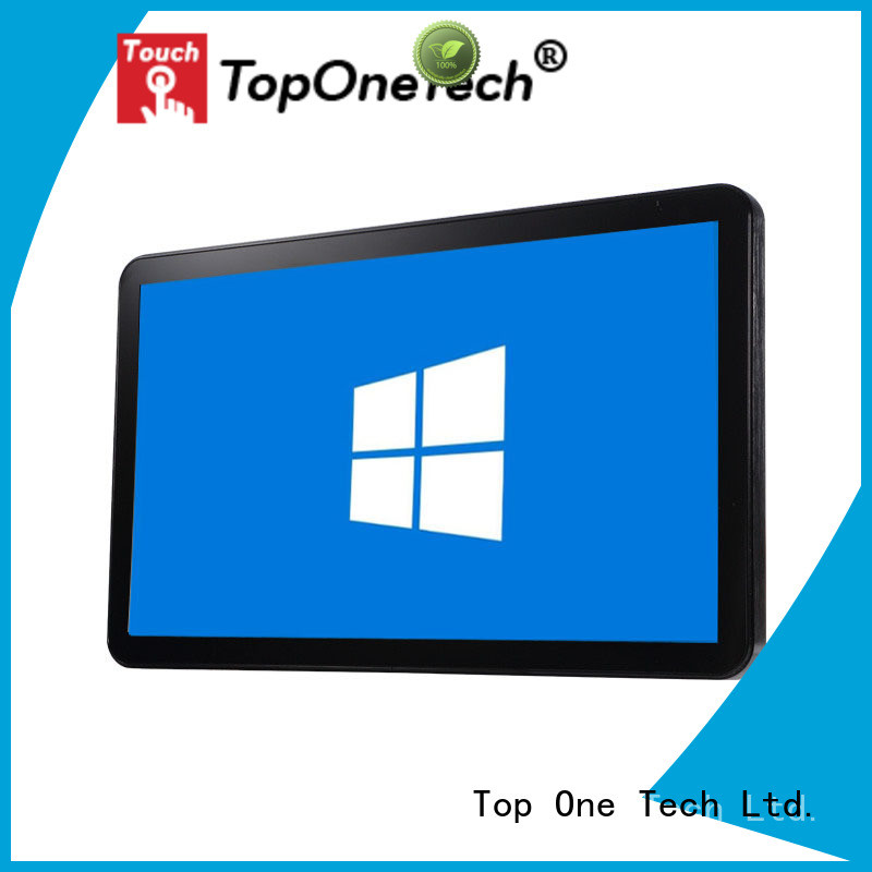 Toponetech all in one touch screen computer china factory for Jukebox