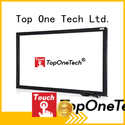 good design lcd touch screen open frame with good reputation for education