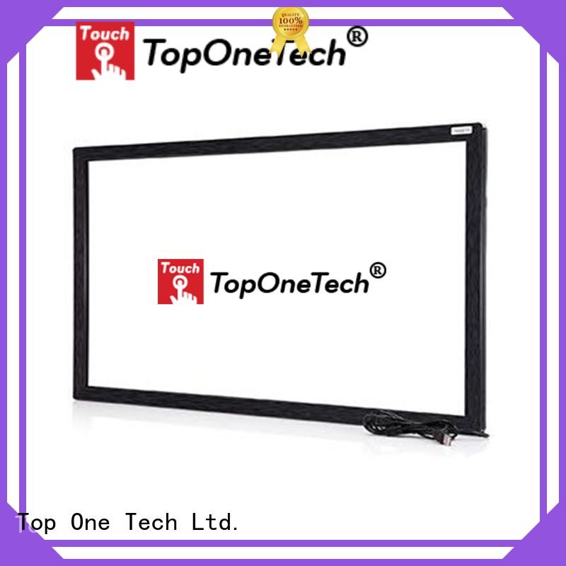 Toponetech touch pc monitor suppliers for ATM machine