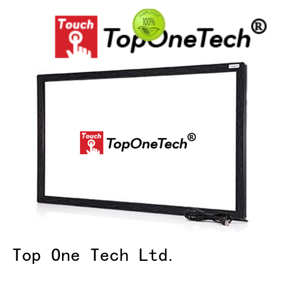 Toponetech new design infrared sensor touch screen suppliers for education