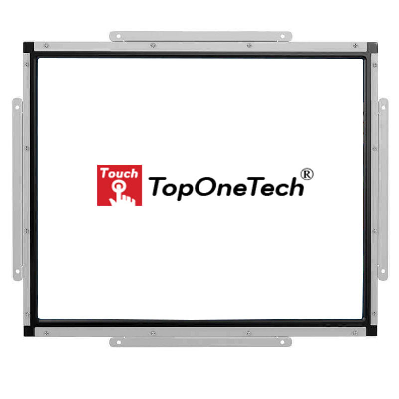 17 Inch Lcd Open Frame Touchscreens Monitor (Saw, Compact Type)