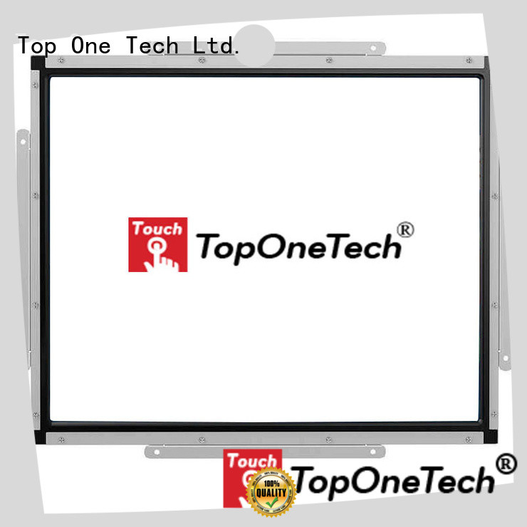 Toponetech touch screen monitor manufacturers factory