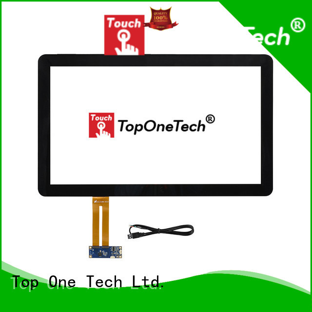 Toponetech capacitive touch monitor China supplier for gaming