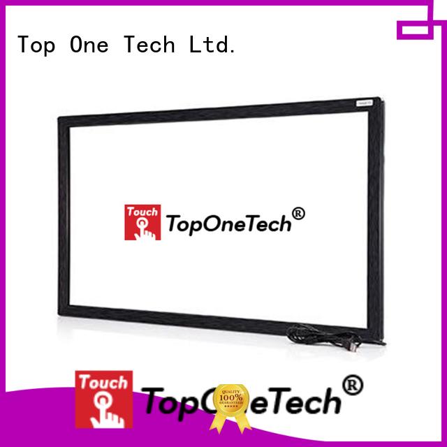Toponetech good design lcd touchscreen factory for vending machine