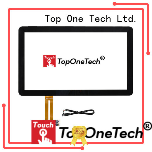 top quality multi touch resistive touch screen awarded supplier for vending machine