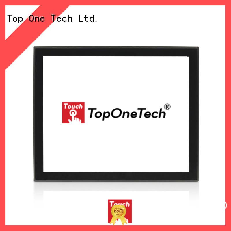 Toponetech interactive display manufacturer for workshop