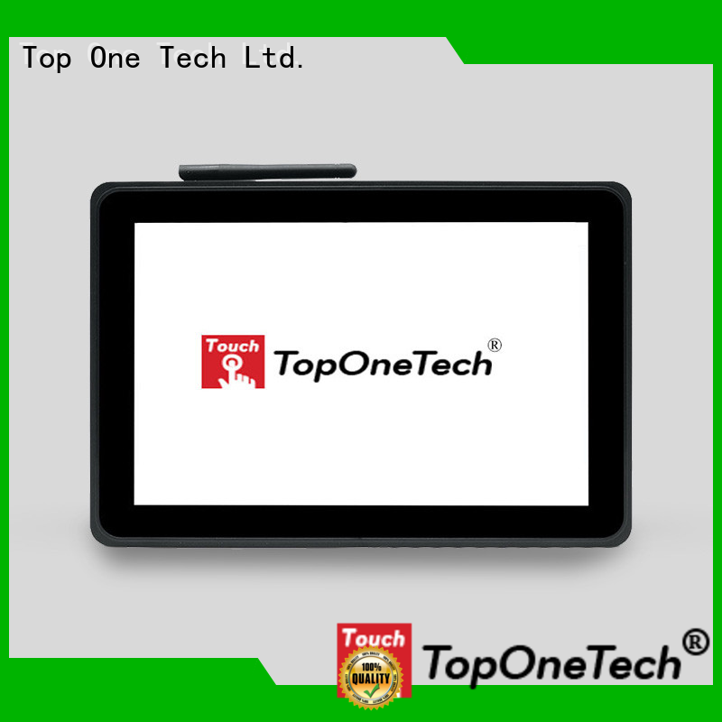 Toponetech windows all in one touchscreen inquire now for self-service terminal