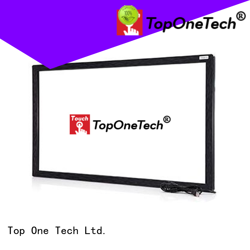 Toponetech better performance touch screen computer monitor for-sale for gaming display
