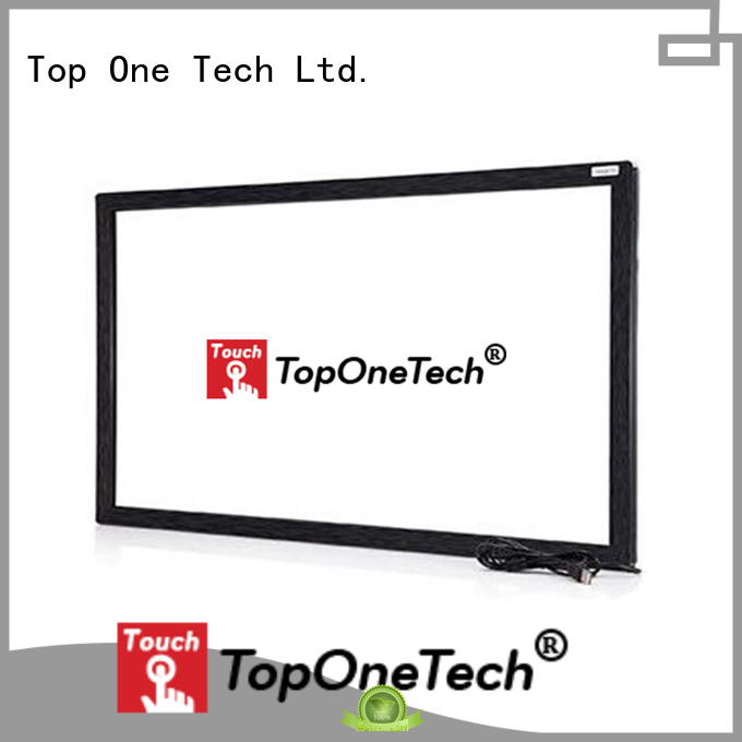 Toponetech new design lcd touch screen open frame widely use for self-service terminal