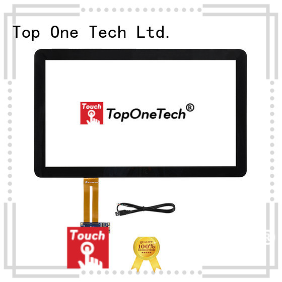 top quality resistive and capacitive touch screen for gaming