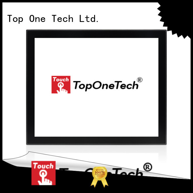 Toponetech outdoor touchscreen display order now for gaming display
