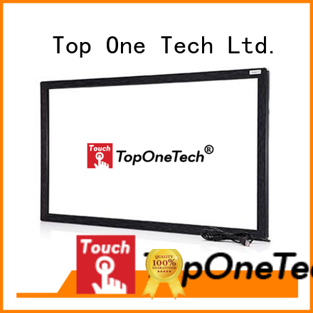 Toponetech open frame touch with good reputation for self-service terminal