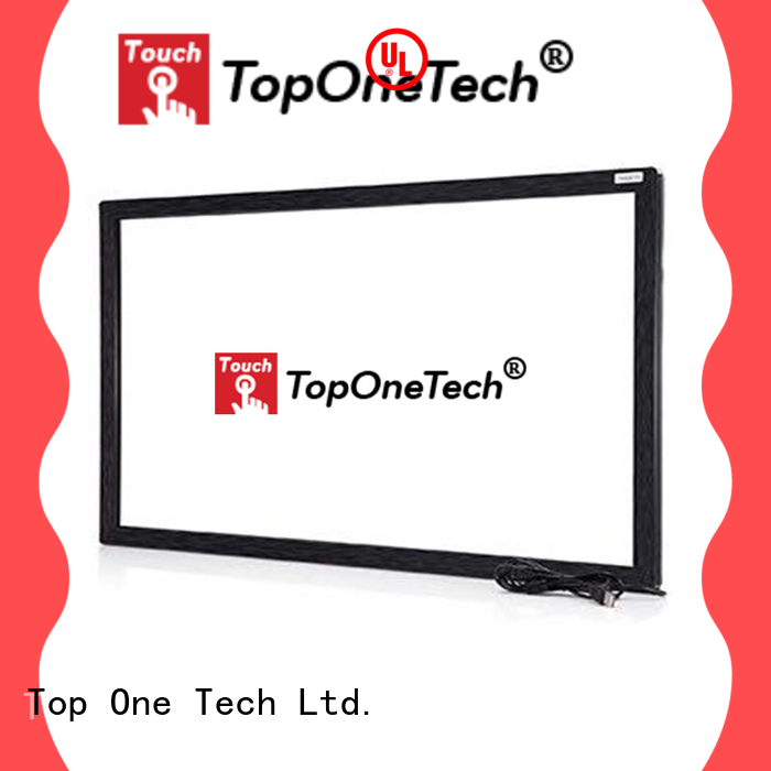 Toponetech good design touchscreen factory directly sale for ATM machine