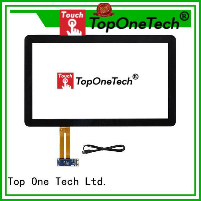 Toponetech touch screen panel for gaming