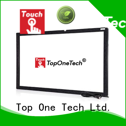 Toponetech custom touch screen monitor with good reputation for ATM machine