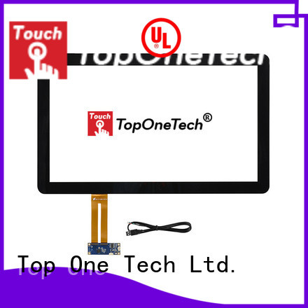 approved capacitive touch panel manufacturers