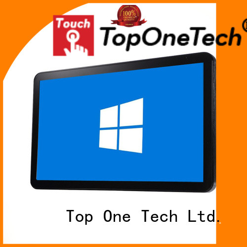 Toponetech high-quality windows 7 all in one computer china factory for self-service terminal