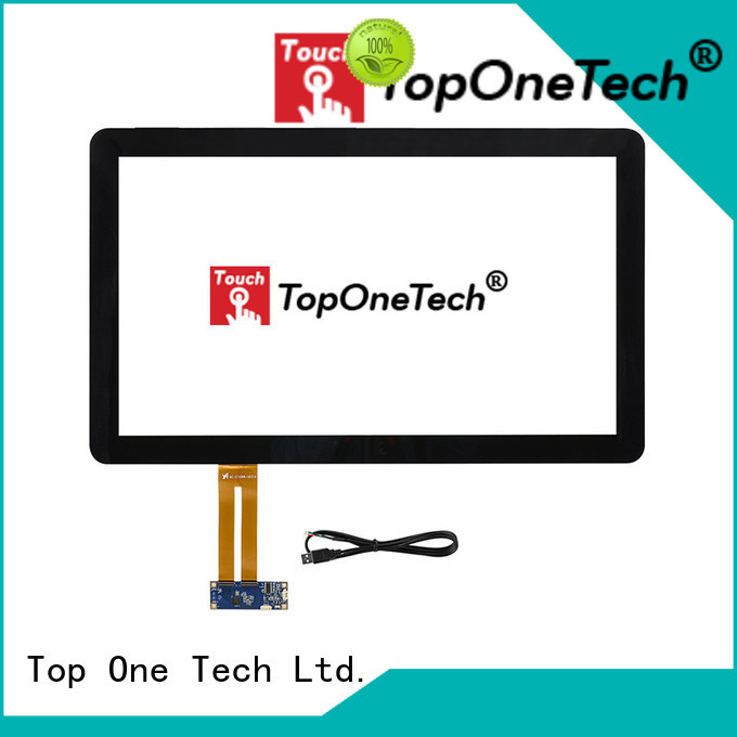 excellent capacitive touch screen overlay China supplier for industrial touch display applications