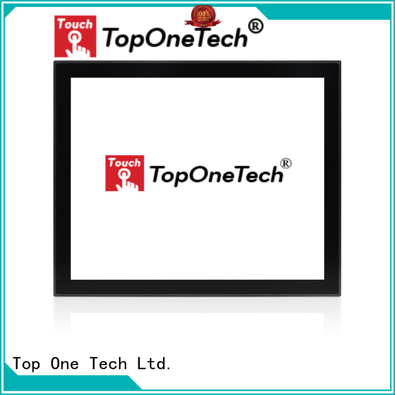 Toponetech special price waterproof computer monitor for self-service terminal