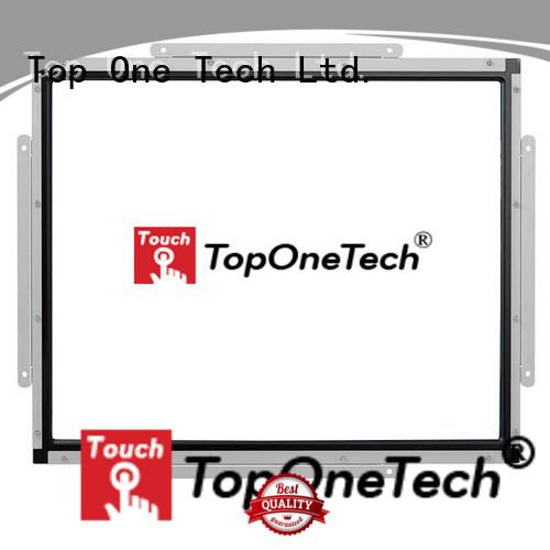 Toponetech new touch screen kiosk monitor bulk purchase for warehouse