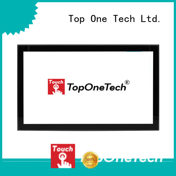 Toponetech cheapest touch screen kiosk display supplier for industrial
