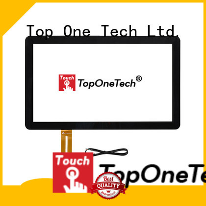 Toponetech capacitive touch screen manufacturers request for quote for industrial touch display applications