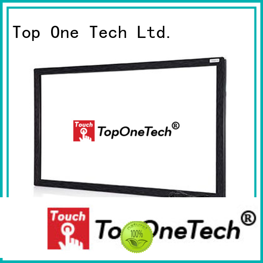 Toponetech excellent quality multitouch monitor directly sale for ATM machine