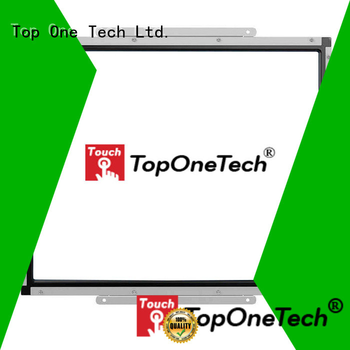 Toponetech new 19 touch screen monitor supplier for workshop