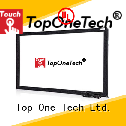 new design multi touch screen manufacturers factory for gaming display